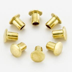 黄铜中空铆钉DS-SQP-DCC-004