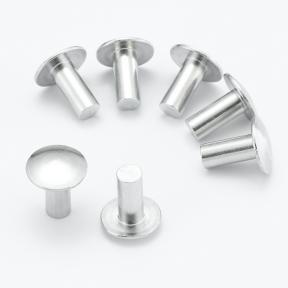 铝圆头实心铆钉DS-SQP-DCC-015